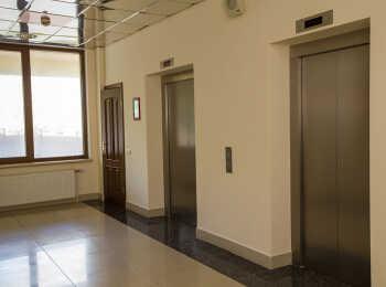 Лифты Thyssen в ЖК Вавилово